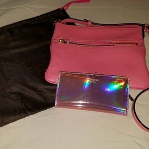 Kate Spade Crossbody & Wallet